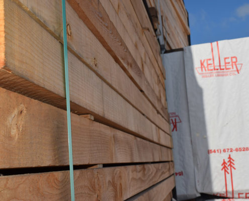 Specialty Lumber | Eagle Fence Distributing, LLC