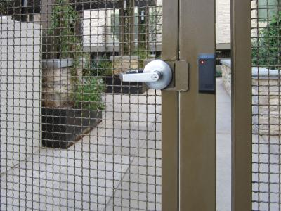 Door And Keyless Entry Eagle Fence Distributing Llc
